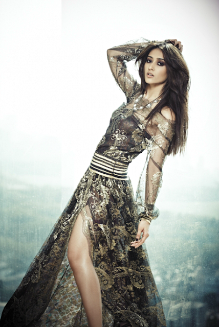 Ileana D'Cruz Photoshoot For L'Officiel