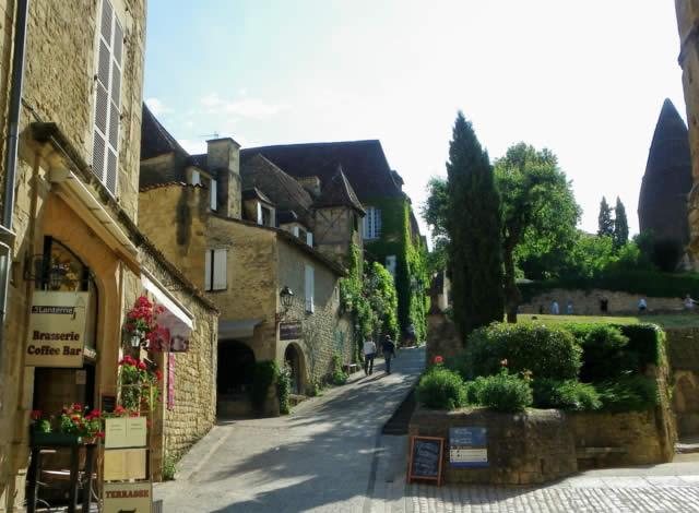 Sarlat-la-Canéda - Dordogne, France