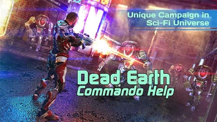 [Juego] Dead Earth: Sci-fi FPS Shooter APK v1.2 Mod Money Unnamed