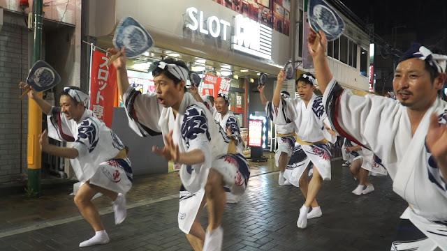 天翔連 2014年 踊れ西八夏祭り