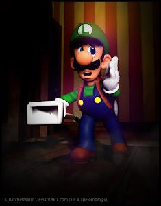 Comentario sobre Luigi de este blog: