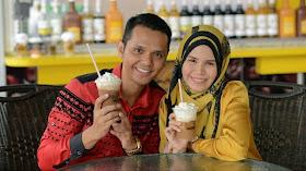 Rosma Dan Khai AF Kini Buka CoffeeRich Cafe, info, terkini, hiburan, sensasi, Rosma dan Khai