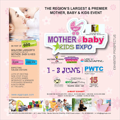 Mother, Baby & Kids Expo 2012