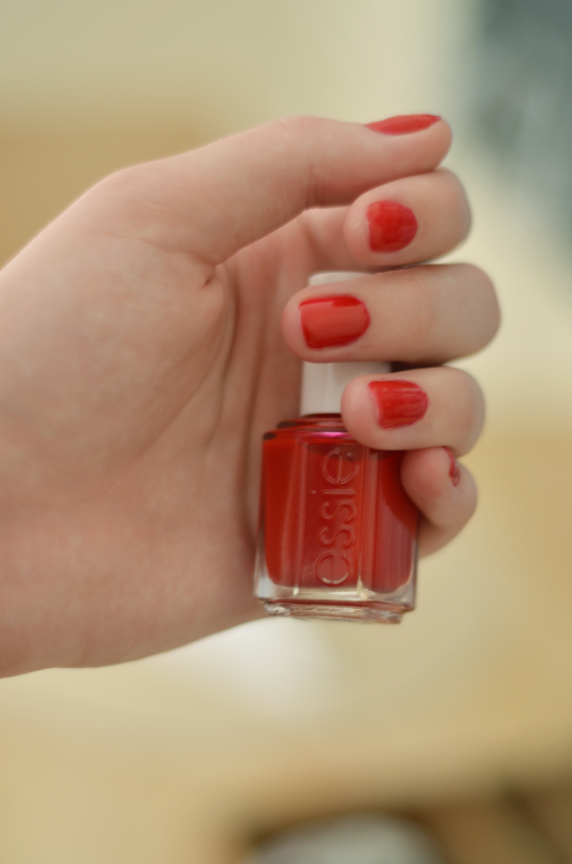 Essie Really Red Nail Polish