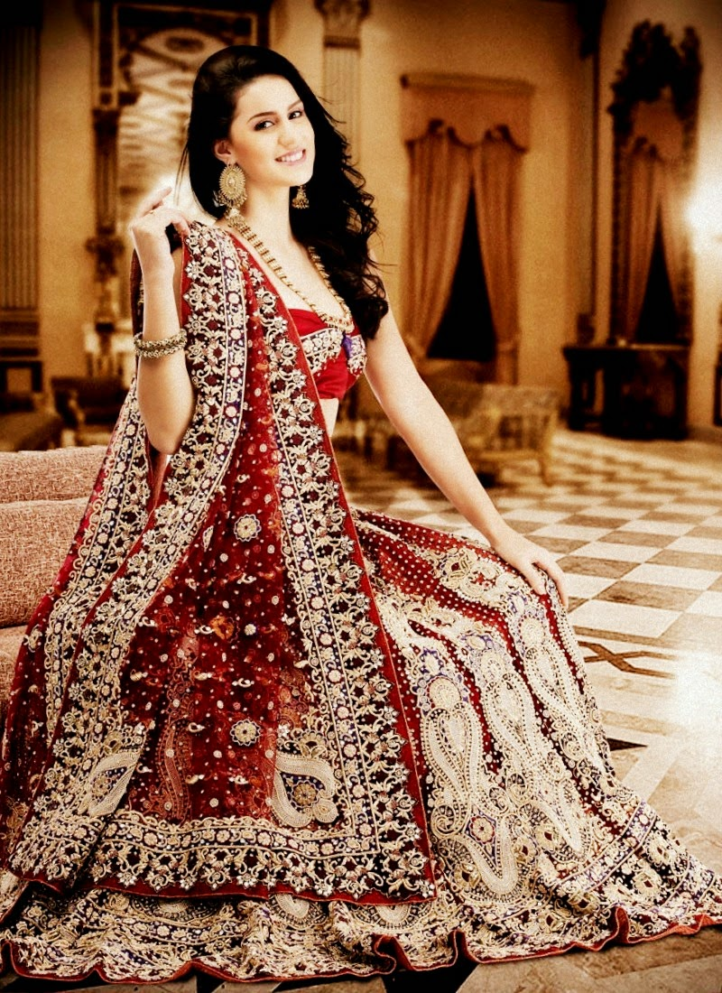 Indian Wedding Dress Is Most Beautiful In Present Day
