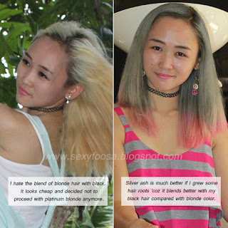 from blonde to silver ash hair color asian with pink ombre the perks of having blonde hair