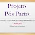 Projeto Pós Parto Verão 2015: Apresentação
