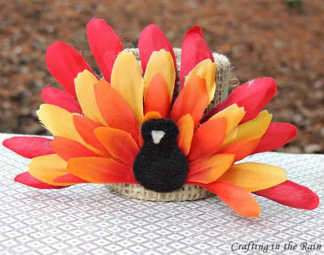 Crafting Turkeys For Kids