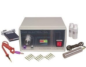 electrolysis machine at home