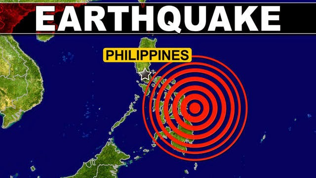 An earthquake is the sudden, rapid shaking of the earth, caused by the  breaking ...