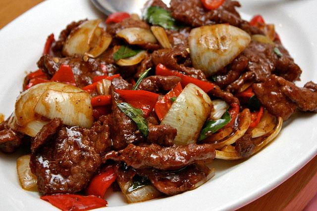 Resep cara membuat daging sapi lada hitam spesial enak resep masakan