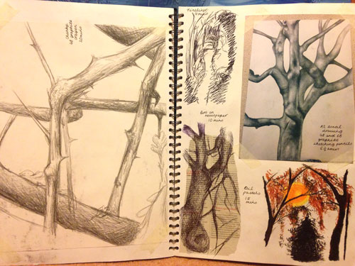 Observational study ideas for Gothic theme?