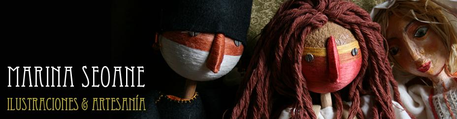 Marina Seoane - Marionetas