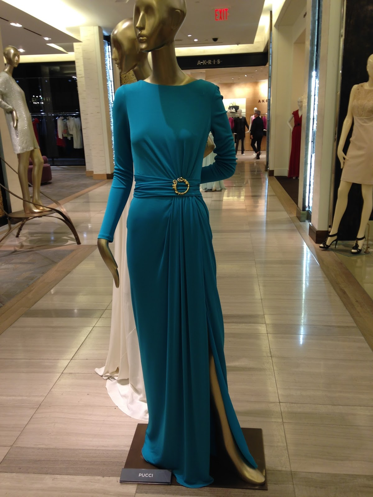 Evening Wear Collections at Saks Fifth Avenue - One Style at a Time