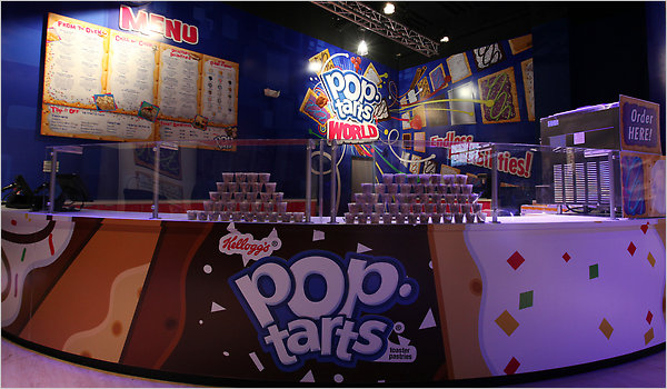 Pop-Tarts World, Times Square