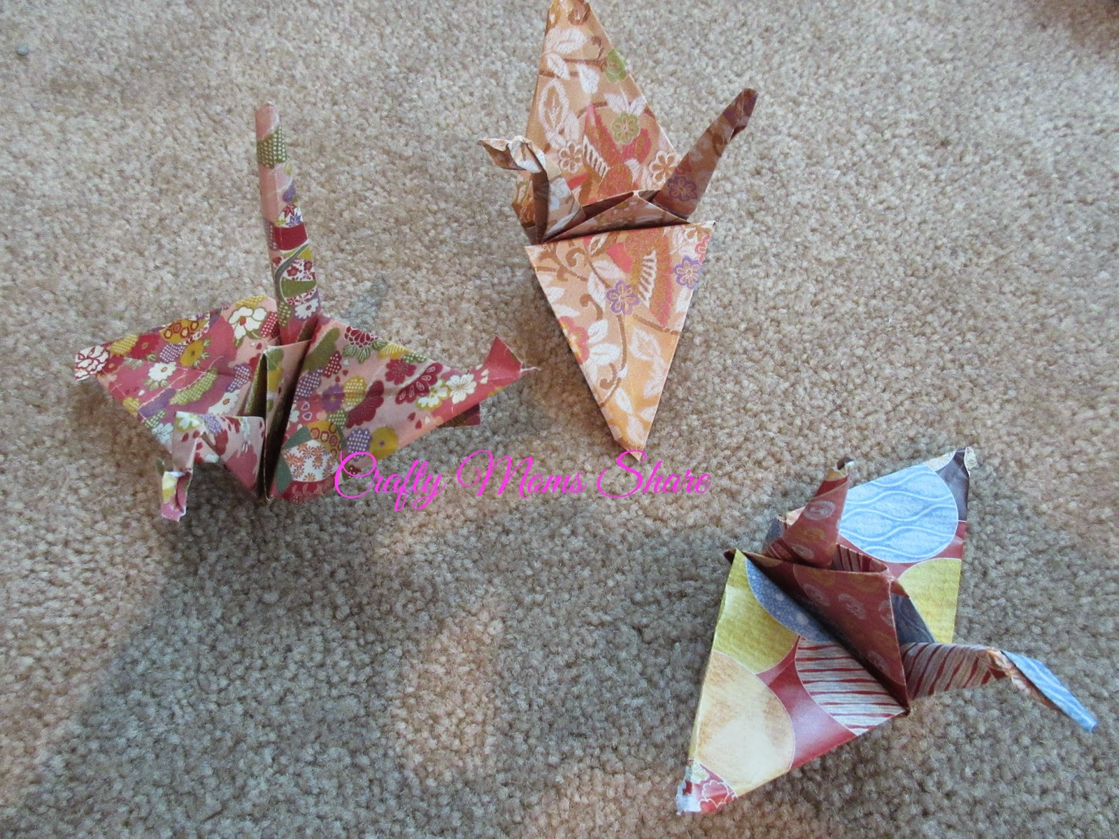 Crafty moms share exploring origami global learning for kids each of the animals have special meaning to the japanese cranes represent long life happiness good luck and peace source a legend says that anyone who jeuxipadfo Image collections