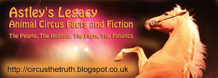 Astley's Legacy - Animal Circus Facts and Fiction