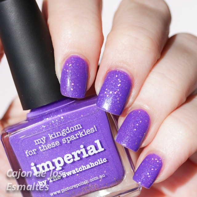 Rese�a / Swatch - Picture Polish Imperial