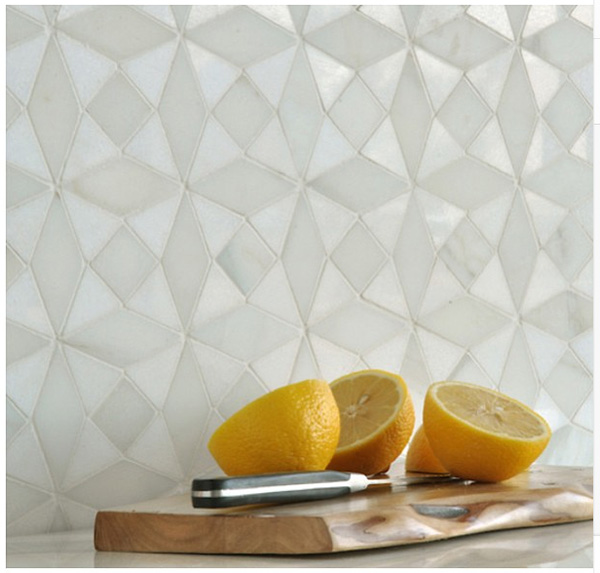New Ravenna wall patterned tiles