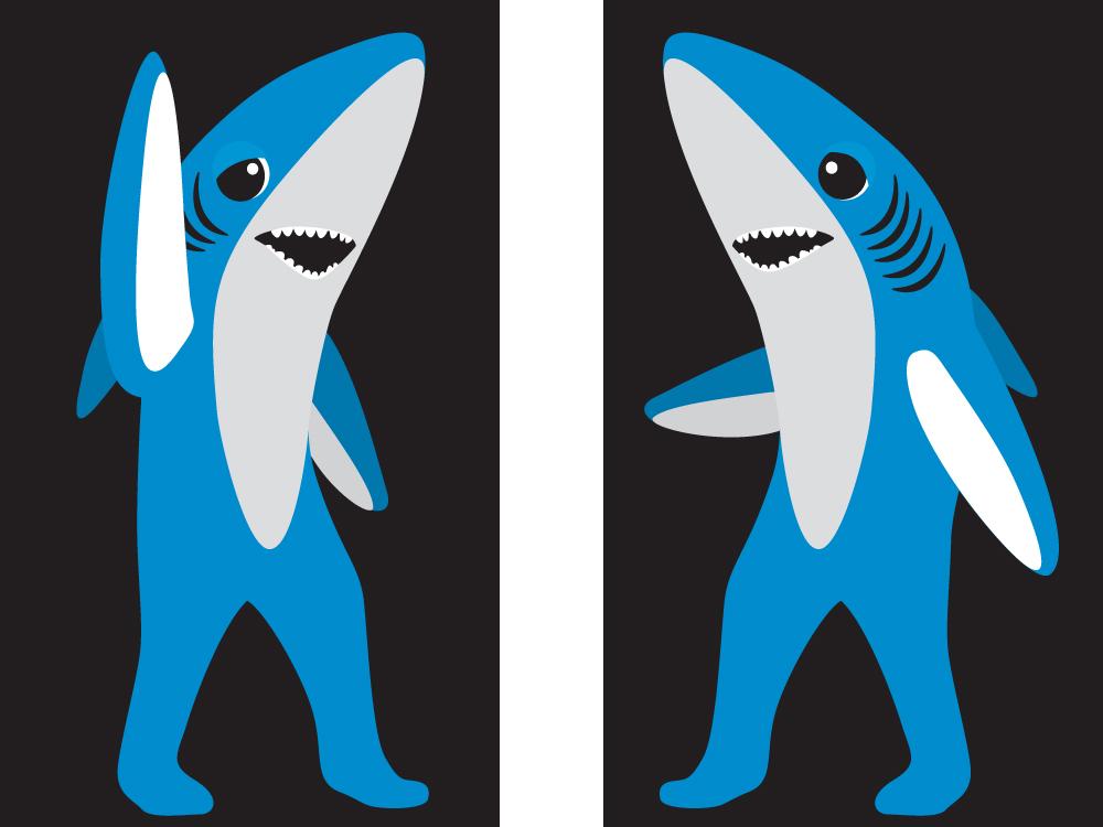 Design Vignettes: Left Shark Inspired Design