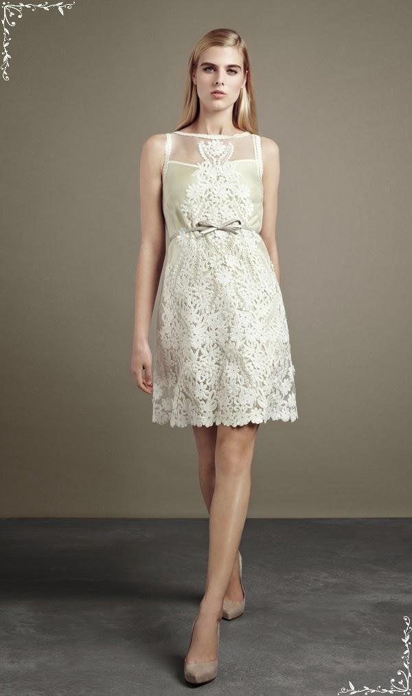 Another Option for Summer Wedding Theme : Short Informal Wedding ...