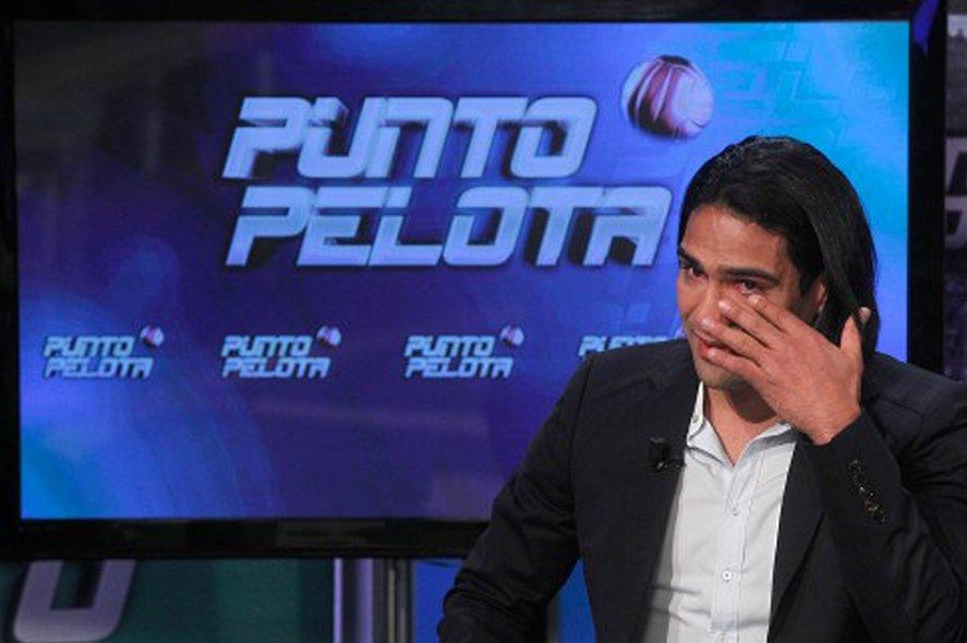 ¡Falcao lloró recordando su pasado!