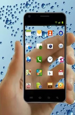 Transparent Screen Launcher for Android