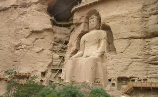 The Matreiya Buddha (Gansu, China)