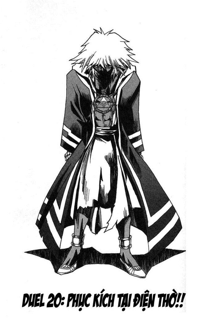 YuGi Oh – Vua Trò Chơi chap 298 Trang 1