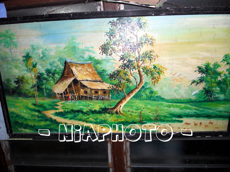 Lukisan pusaka tokwan aku