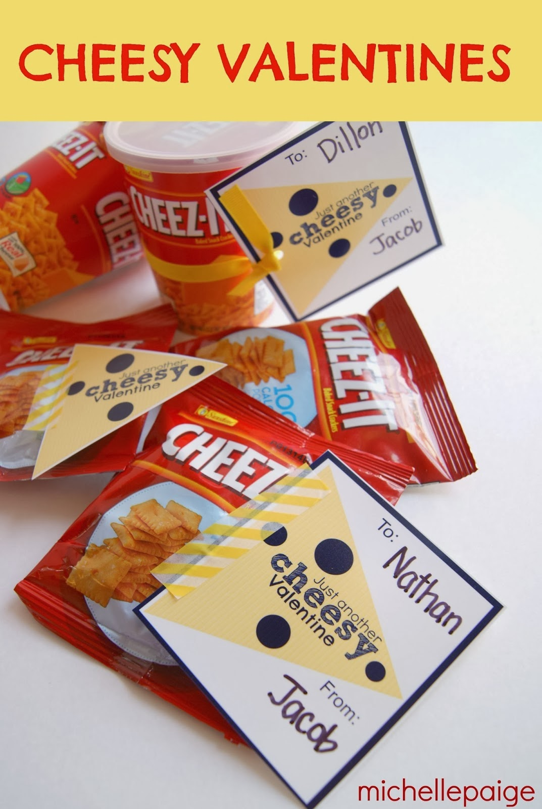 cheesey candy ideas | just b.CAUSE
