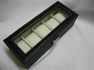 WATCH BOX - 5 SLOT