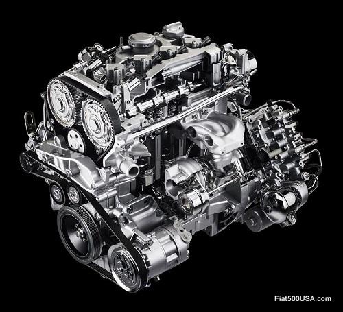 Giulietta Quadrifoglio Verde Engine