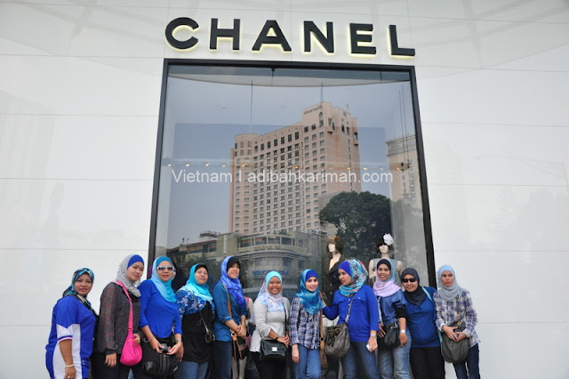free holiday to vietnam fully sponsored for premium beautiful top agents at chanel boutique