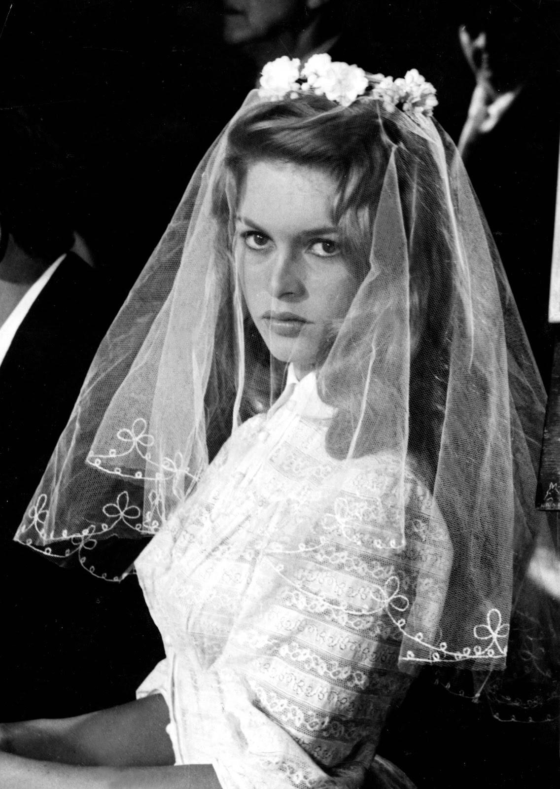 Brigitte Bardot in .