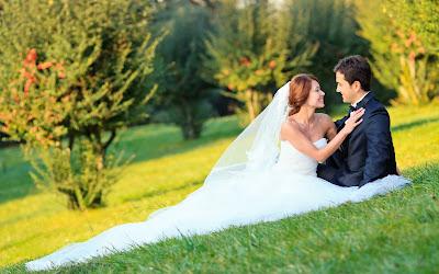 fotos de novios casados