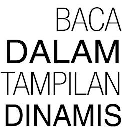 Tampilan Dinamis