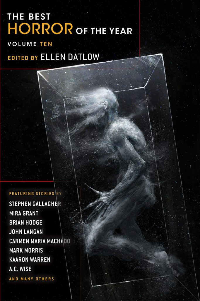 BUY Best Horror of the Year Vol.10