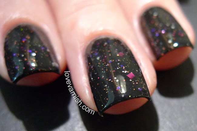 Serum No. 5 You're Boo-tiful All Holo's Eve Collaboration Trio