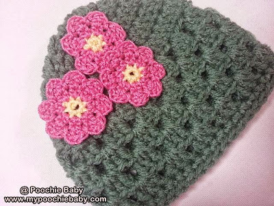 Crochet Granny Hat Pattern