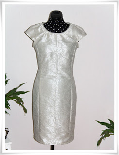 Kort klänning framifrån