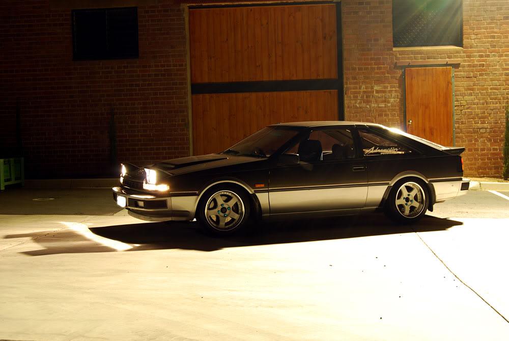 Nissan Silvia S12 (200SX / Gazelle)