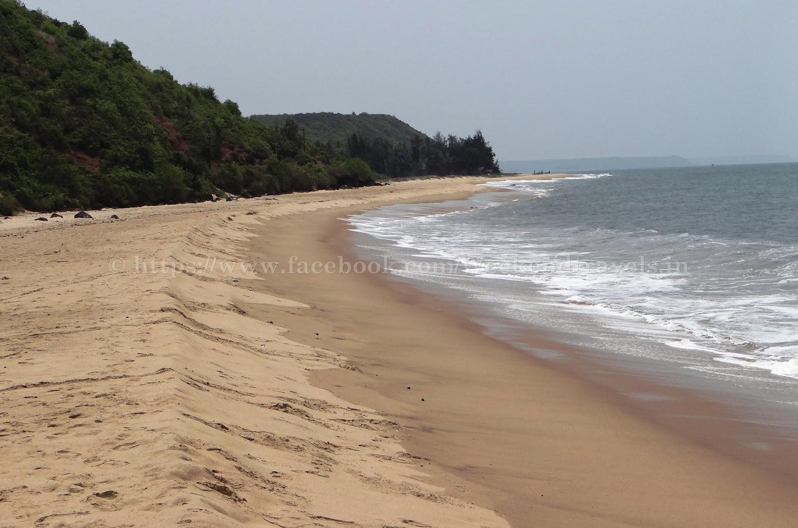 beach in sindhudurg