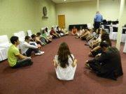 Curso-Taller Crecimiento Espiritual y Meditación Sabiduría Eterna