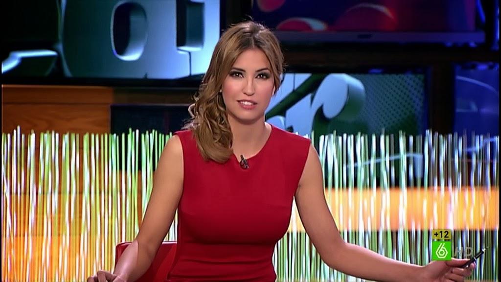 SANDRA SABATES, EL INTERMEDIO (27.11.13)