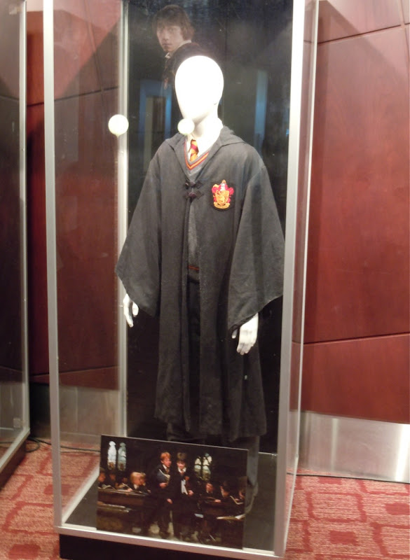 Harry Potter Ron Weasley Hogwarts movie costume