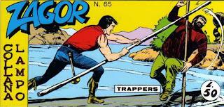 I cacciatori di uomini (n.29/30) 65