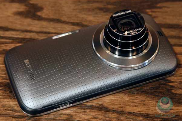 Ukuran Samsung Galaxy K Zoom