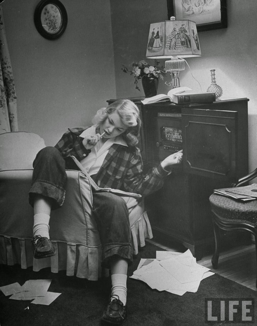 20 Interesting Vintage Photographs That Show Everyday Life