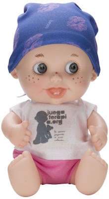 JUGUETES - Juegaterapia : Baby Pelones  Muñeco Amelia Bono  Producto Oficial 2015 | Berjuán 0146 | A partir de 3 años  Comprar en Amazon.es
